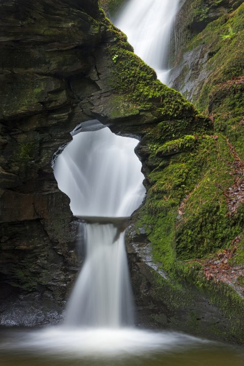 waterfall-Merlin-s-Well-Classic-View