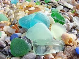 sea glassx1