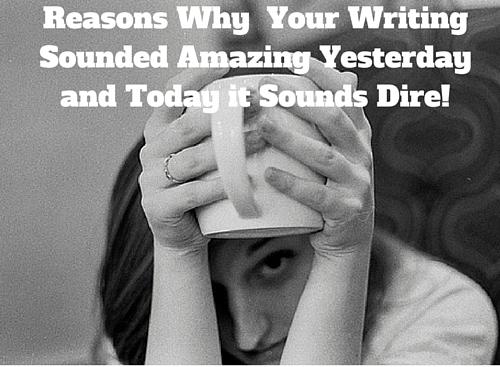 Types of Writer Guilt-3