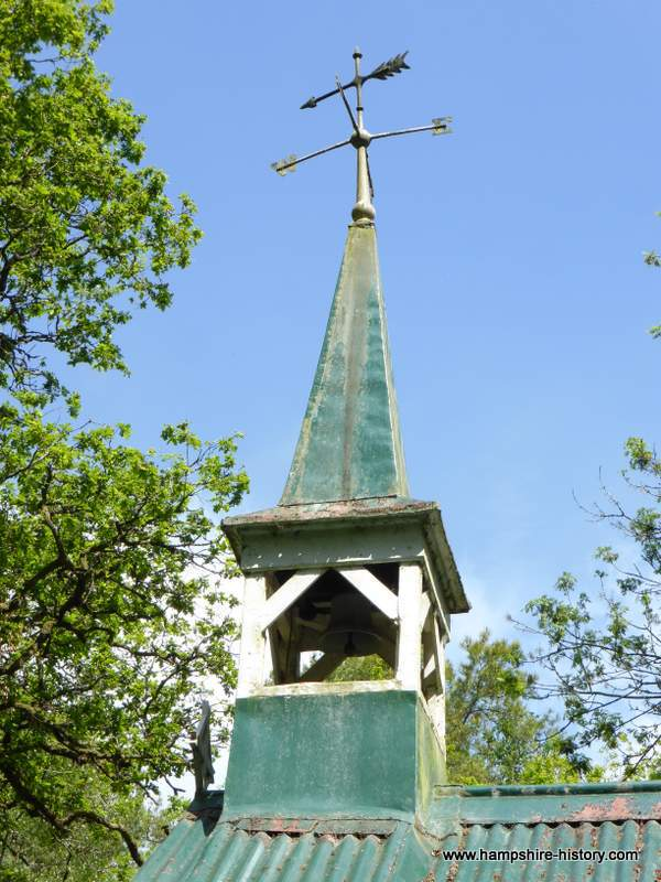 weather-vane-on-bramdean-church