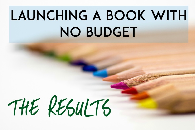 Results launching LGBT Urban Fantasy series no budget