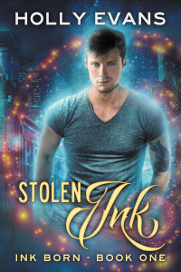 Stolen Ink Gay Tattoo magician urban fantasy