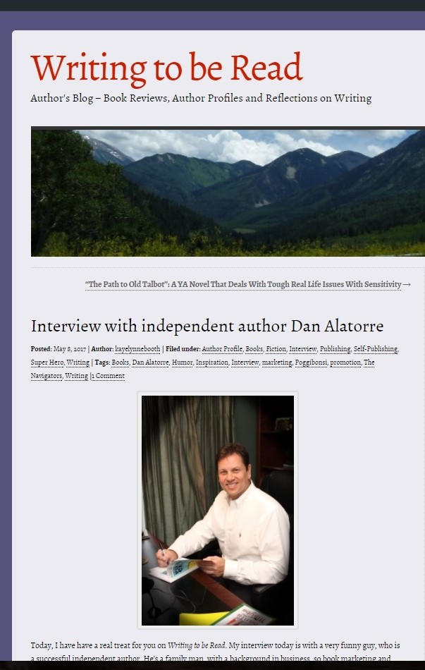 writing to be read interview