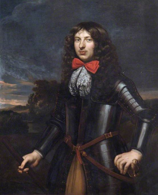 Mytens, Jan, c.1614-1670; Prince Rupert of the Rhine (1619-1682), Nephew of Charles I and Commander of the Royalist Cavalry during the English Civil War