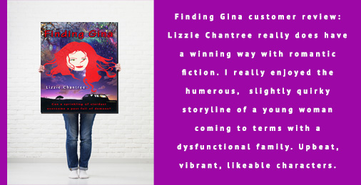 Finding Gina. Twitter Ad 10